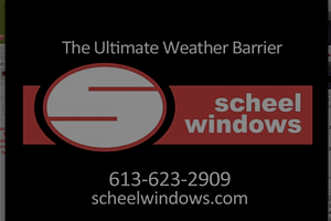 Scheel Windows TV ad