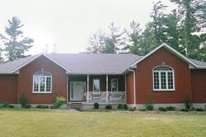 house with new windows