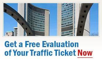 Toronto Traffic Tickets