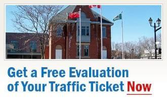 Richmond Hill Traffic Tickets