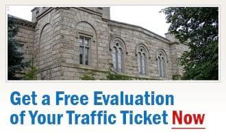 Halton Hills Traffic Ticket