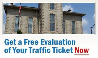 Milton Traffic Ticket