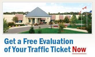 Newmarket Traffic Ticket