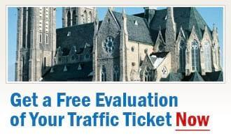 Guelph Traffic Tickets