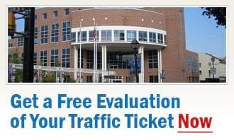 Brampton Traffic Tickets