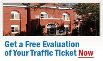 Bracebridge Traffic Tickets