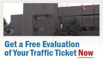 Kitchener Traffic Tickets
